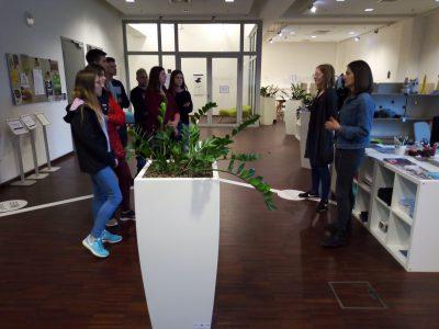 """5 listopada 2018 – Wizyta w PPNT w Gdyni oraz w Hotelu Sheraton w Sopocie w ramach projektu """"SOUL"""""""