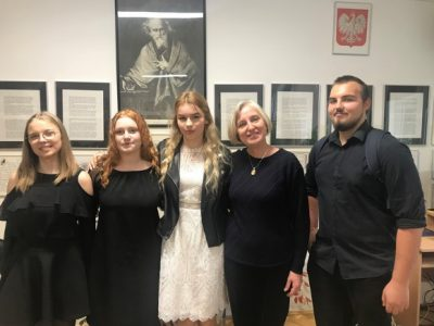 Uczniowie nowomiejskiego liceum trzymają poziom w ogólnopolskich konkursach