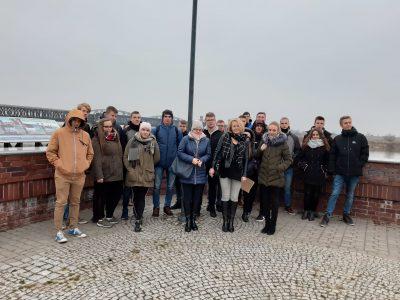 """22 listopada 2018 – Wycieczka do firmy FLEX w Tczewie w ramach projektu """"SOUL"""""""